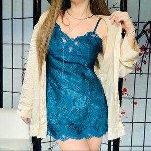 Victoria's Secret Silk Kimono Washable Robe Duster